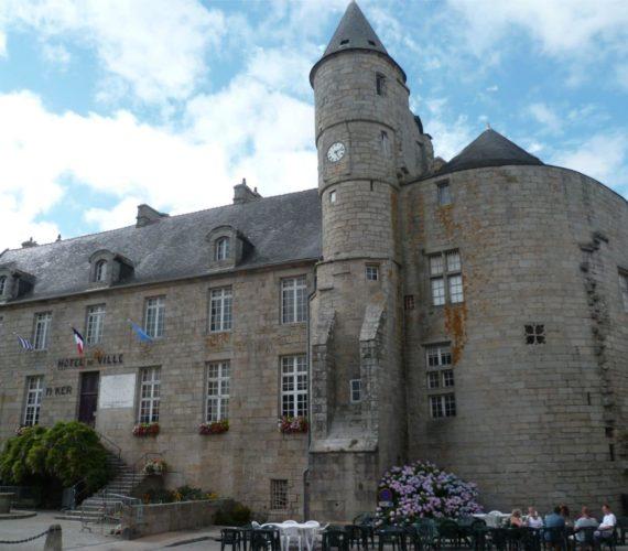 Visite guidée de Pont L'abbé