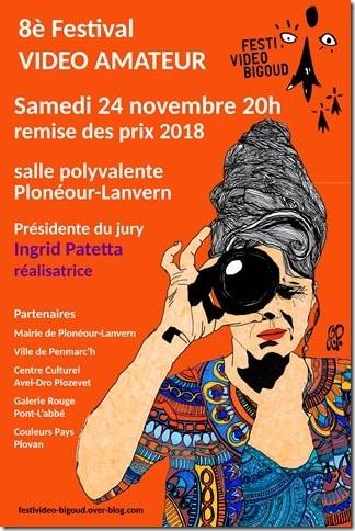 Festividéo Bigoud à Plonéour Lanvern
