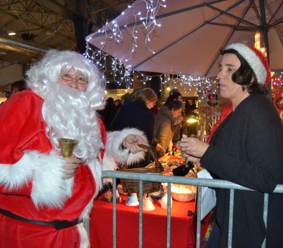 Grand marché de Noël à Plonéour Lanvern