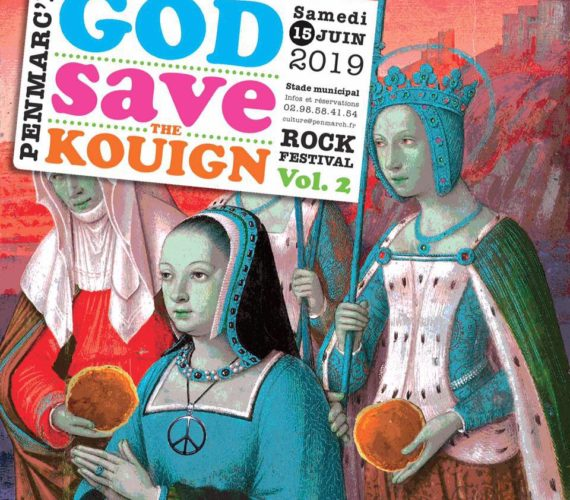 Festival God Save The Kouign 2 à Penmarch