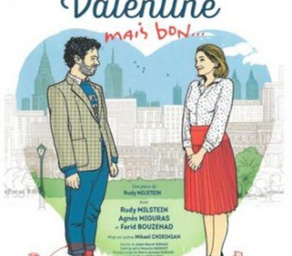 """Théâtre """"j'aime Valentine mais bon"""" à Penmarc'h"""