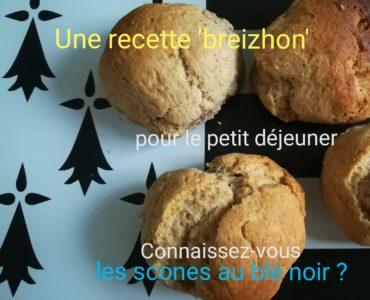 Notre recette de scones